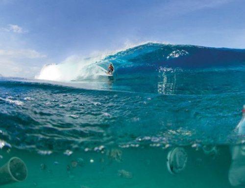 Fundaciones que «cierran el grifo» de todo lo que llega al mar